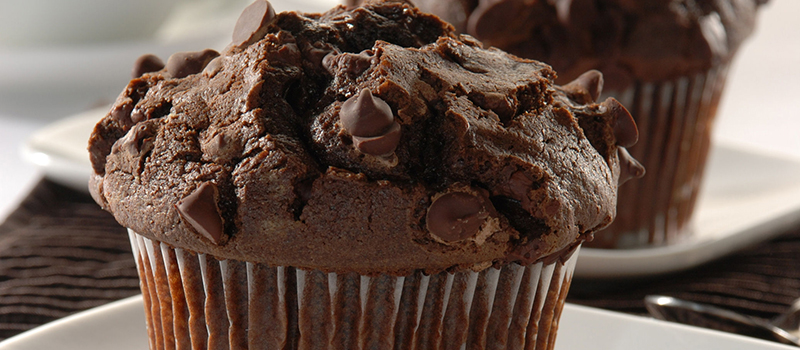 Double Chocolate Chip Muffin New Age Baking Company