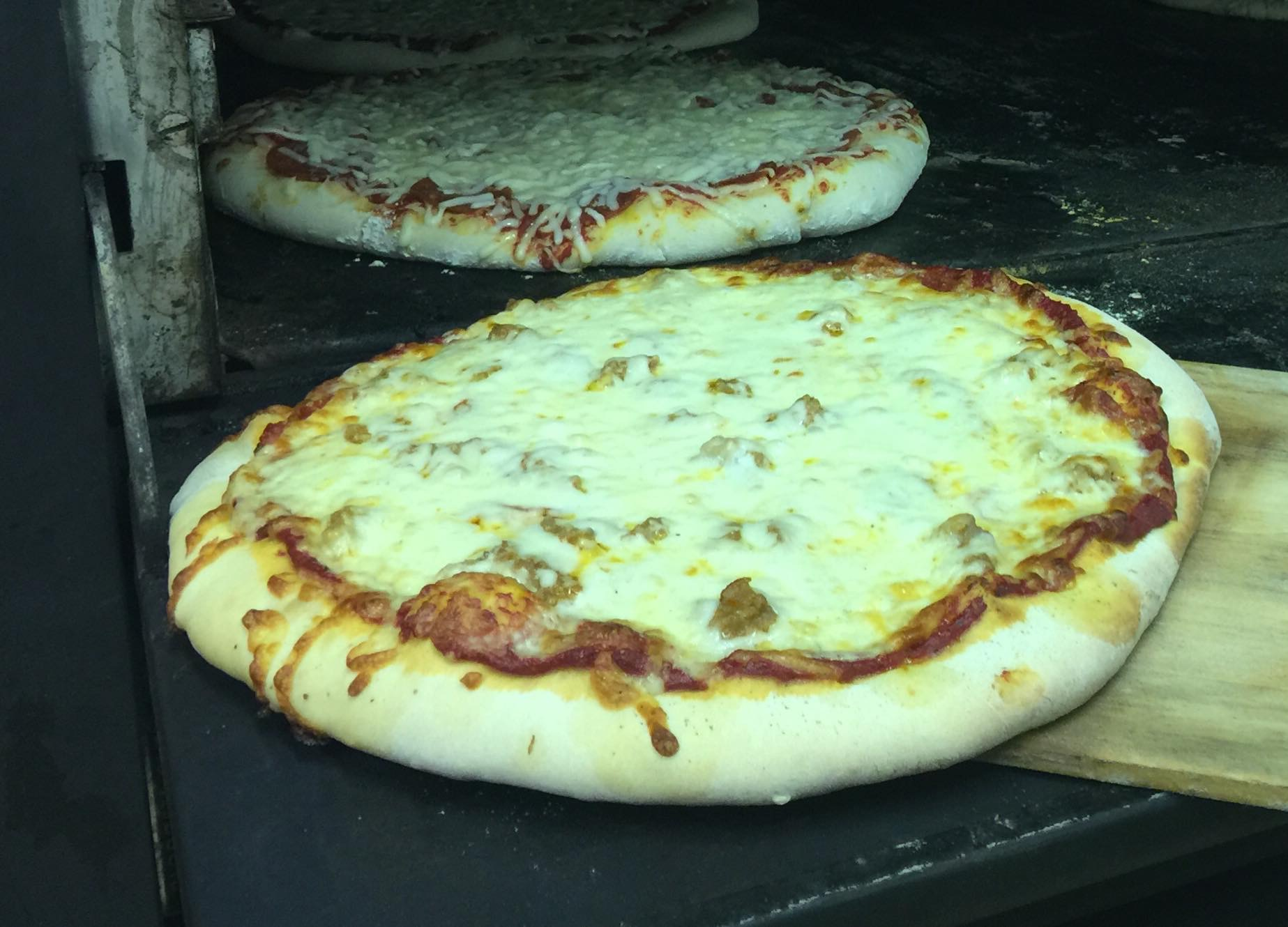 16 Inch Pizza One Topping New Age Baking Company